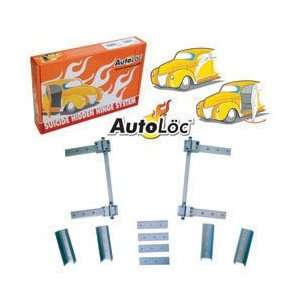AutoLoc HDHIND Dlx Suicide Hidden Hinge: Automotive