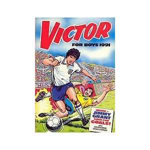 Victor Book for Boys 1991 (9780851164779) D C Thomson Books