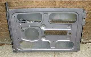 1992 2005 Chevy Astro GMC Safari Mini Van Rear Passenger RH Dutch Door