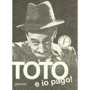 io pago! Pensieri (9788872264393): B. Finessi B. Confidi: Books