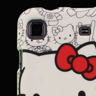 Samsung Galaxy S 4G Vibrant Hello Kitty Cover Skin B SGH T959