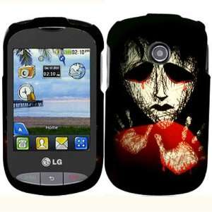 Hard Case Cover for LG Cookie Style LG 800G: Cell Phones & Accessories