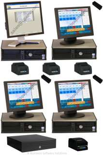 Stn Restaurant POS Point of Sale System/Software BOC