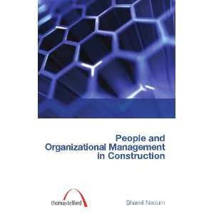 Management in Construction (9780727740960): N. Shamil: Books