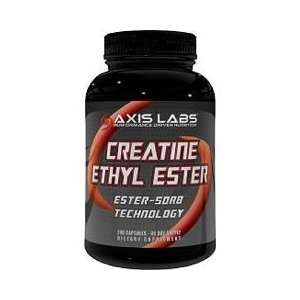 Creatine Ethyl Ester   Bottle of 240 Health & Personal