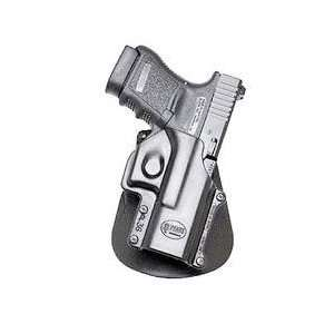 Roto Paddle Holster, Glock 36, Right Hand, Black, Warranty