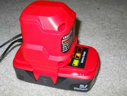 NEW CRAFTSMAN 19.2 VOLT LITHIUM ION BATTERY CHARGER Li Ion New 2012