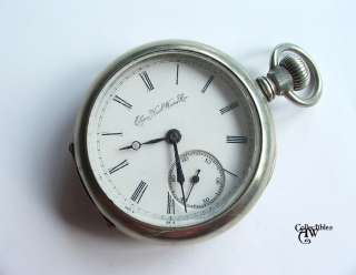 Antique ELGIN NATIONAL WATCH Co. Illinois, Pocket Watch, USA