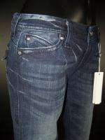 Womens ROCK REVIVAL Boot Cut Jeans SASHA B9 with RAISED FLUERS