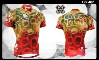 CS2 S1 short sleeve custom design cycling jersey bicycle shirts bike