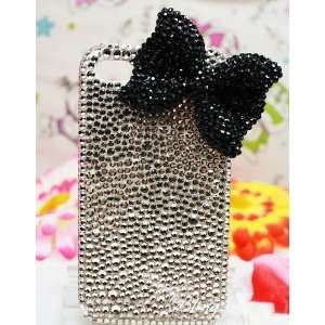 Bow Tie Pattern 3D Hard Case/Cover/Protector Cell Phones