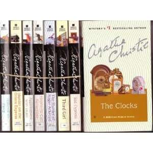Novels [The Clocks/Sad Cypress/Third Girl/The Murder Of Roger Ackroyd