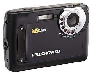 Bell + Howell S7 B 12 MP Infrared Night Vision Digital Camera + 2GB SD