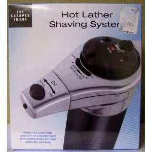 Sharper Image Hot Lather Shaving Machine: Health