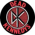 DEAD KENNEDYS bricks STICKER decal car window bumper