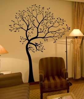 BIG TREE WALL DECAL   6FT   Deco Art Sticker Mural