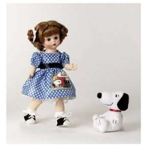 Wendy & Snoopy Doll Set: Toys & Games