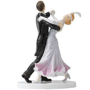Royal Doulton Dance Collection The Fox Trot: Everything