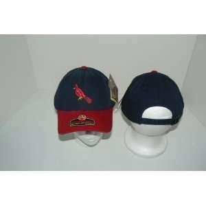 MLB St Louis Cardinals Destructured Retro Logo Adjustable