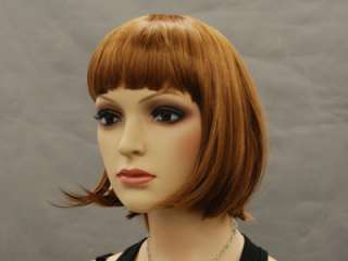 We keep 79 di fferent Mannequin heads in stock, plz click any pic to