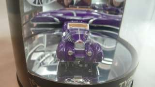 2003 Hot Wheels Type 57c Bugatti Cabriolet purple  