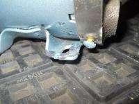 Hp Single Piston Air Compressor Vacuum Pump Needs Minor Repair 115V