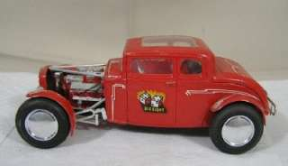 Vintage MONOGRAM Red Rover Big Eight Built Up Hot Rod Model Kit