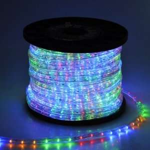 LED Rope Light 150ft Multi Color w/ Connector