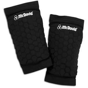 McDavid HexPad Elbow/Knee Pad (sz. Large, Black  Sold in Pairs