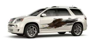 CAR VINYL GRAPHICS EAGLE DODGE RAM CHEVY FORD 083 1