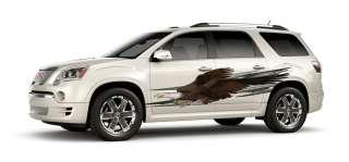 CAR VINYL GRAPHICS EAGLE DODGE RAM CHEVY FORD 083 1