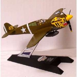 Matchbox Curtiss P 40E  Warhawk  Diecast: Toys & Games