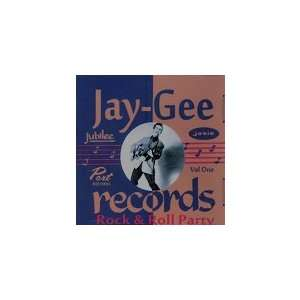 JAY GEE ROCK & ROLL PARTY Vol 1 Assorted Music