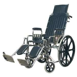 Everest & Jennings Traveler Recliner Wheelchair   51012130