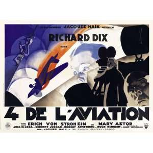 ) (1932) French  (Richard Dix)(Erich von Stroheim): Home & Kitchen