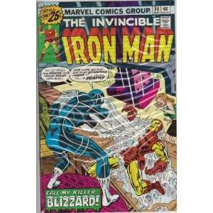 Iron Man #86 Comic Book