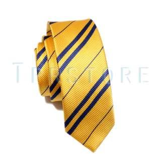 NEW Nice Harry Potter Tie Costume Accessory 4 colors #P14