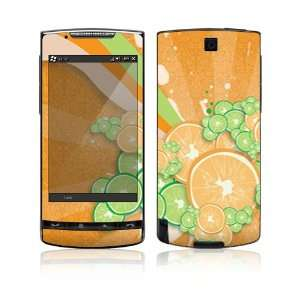 Citrus Protective Skin Cover Decal Sticker for HTC Pure