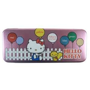 Sanrio Hello Kitty Pencil Case   Pink Hello Kitty Pencil