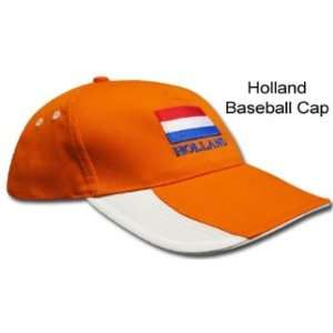 Holland Euro 2012 Cap