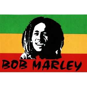 Bob Marley One Love Reggae Decal Sticker Sheet X23