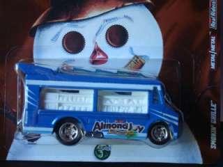 Hot Wheels NEW Hersheys Candy Series Almond Joy Smokin Grille Lunch