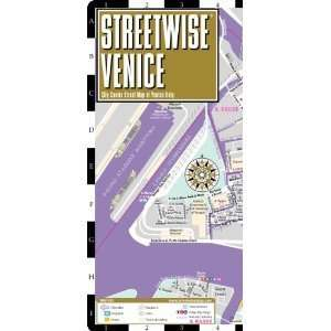 Street Map of Venice, Italy [Folded Map] [Map] STREETWISE MAPS Books