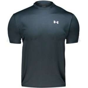 Under Armour Mens HeatGear Zone Short Sleeve Shirt 1000070 001 Color
