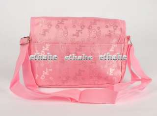 Hello Kitty Kids Messenger Cross Body Bag Pink FGGEPX