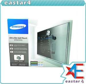 New Samsung WMN2000A Ultra Slim Wall Mount 32 40 TV