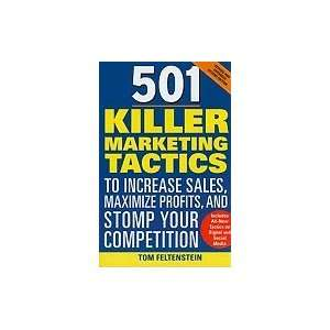 and Stomp Your Competition (Revised, Expanded): Tom Feltenstein: Books