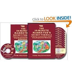Marketers Secret Formula (9781906030162): Tom Feltenstein: Books