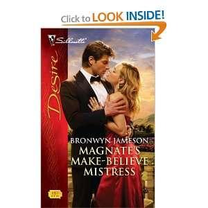 Mistress (Silhouette Desire) (9780373769551) Bronwyn Jameson Books