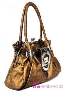 NEW Licensed Betty Boop Clutch Purse Bag Handbag Bronze
